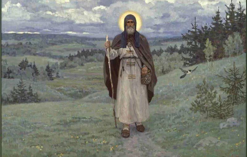 Истинный воин Христа Бога